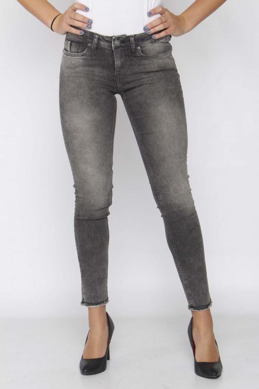 "Zhrill Damen Jeans - ""Daffy grey W9366"""