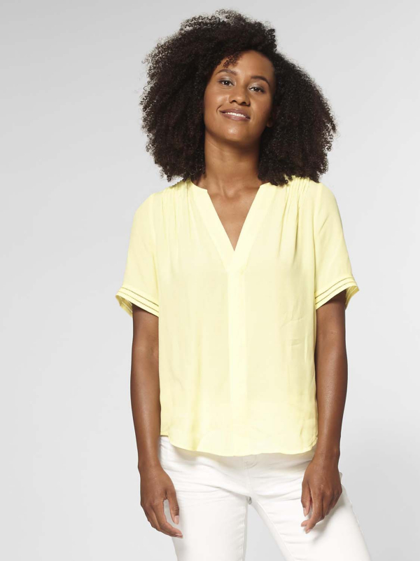 "Circle of Trust Damen Bluse - ""Christy Blouse mellow yellow"""