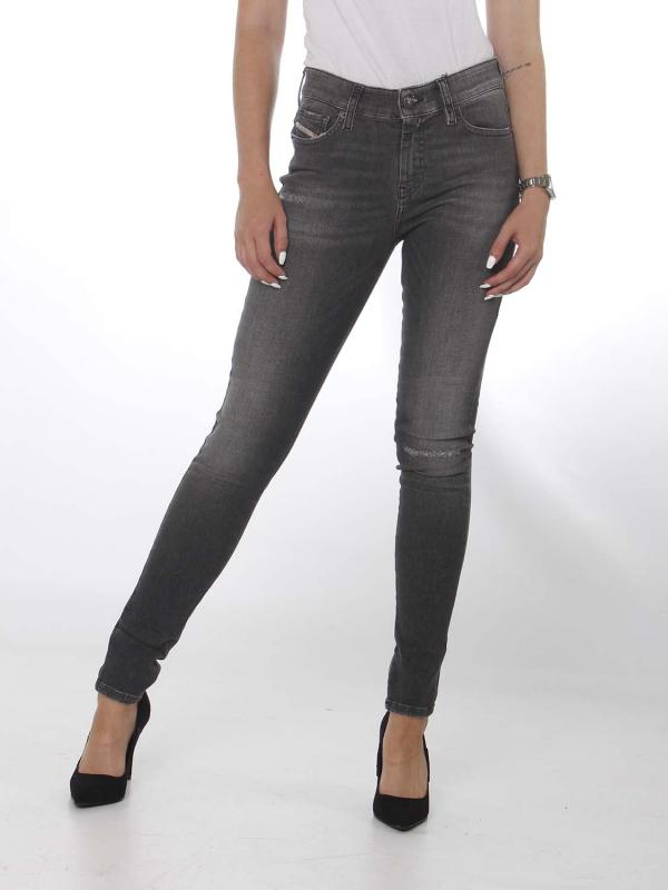"Diesel Damen Jeans - ""Slandy Denim 083AJ"""