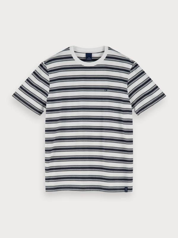 "Scotch & Soda Herren T-Shirt - ""Classic cotton crewneck tee""-Copy"