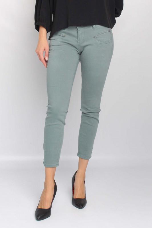 """Freeman T. Porter Damen Jeans - """"Alexa Cropp New magic color north atlantic"""""""