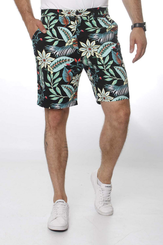 """Scotch & Soda Herren Shorts - """"Mid length- all over printed s"""""""