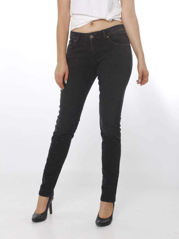 "ZHRILL Damen Jeans - ""Nova black W9216"""