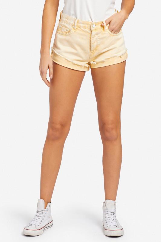 "KHUJO Damen Shorts - ""Adelheid midwaist denim"""