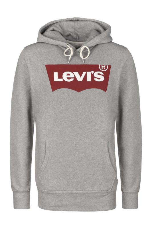 "LEVI'S Herren Sweatshirt - ""Levi's Graphic Hoodie washed black"""