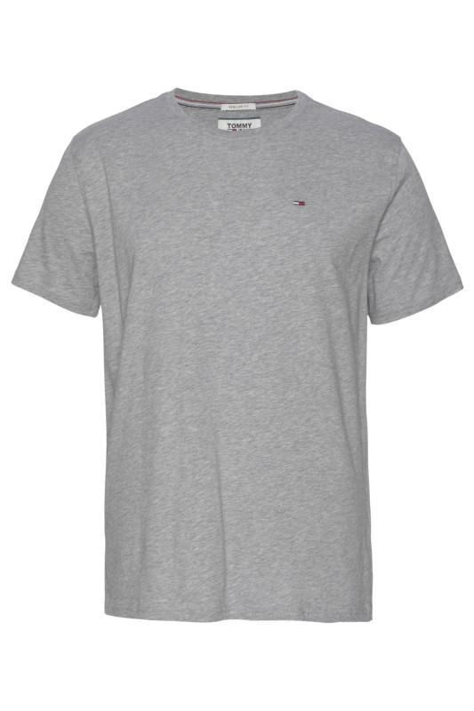 """TOMMY HILFIGER Herren T-Shirt - """"Original Jersey Tee light grey"""""""
