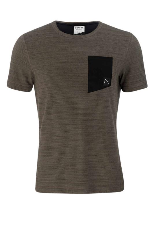 "CHASIN Herren T-Shirt - ""Today T-Shirt SS olive"""