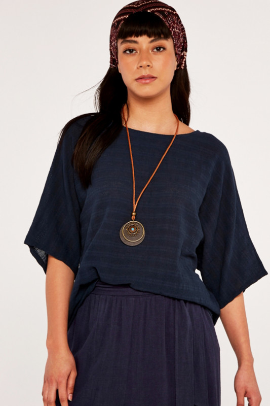 """APRICOT Damen T-Shirt - """"Textured"""""""