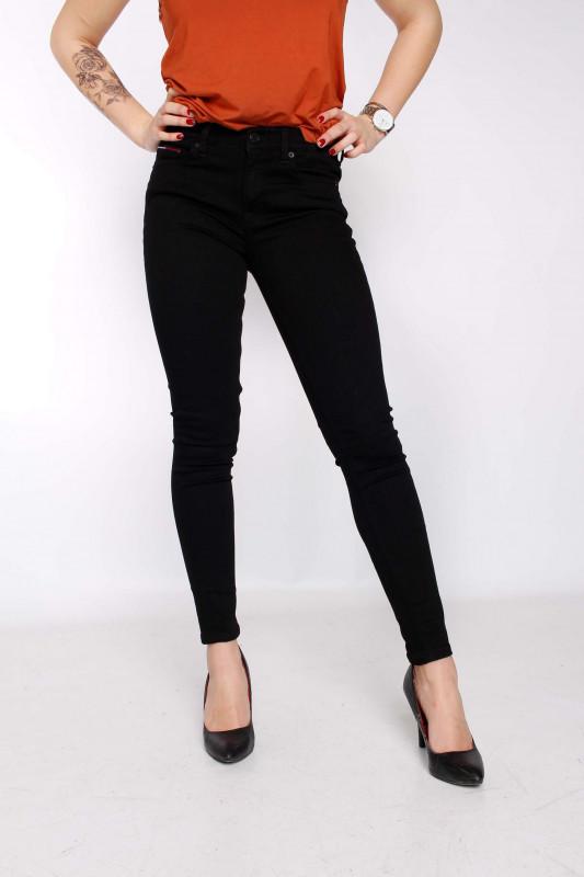 """TOMMY HILFIGER Damen Jeans - """"Nora Mr sk.black stretch"""""""