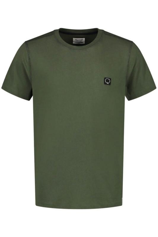 "CIRCLE OF TRUST Herren T-Shirt - ""Jake Tee heavy green"""