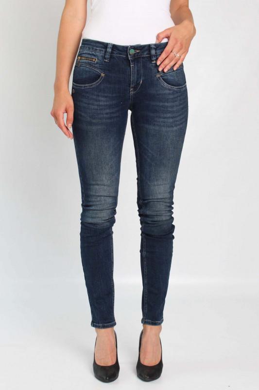"Freeman T. Porter Damen Jeans - ""Alexa Slim SDM fransila"""