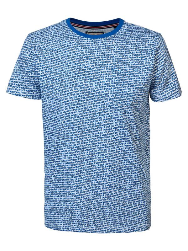 "PETROL Herren T-Shirt - ""T-shirt ss r-neck chalk white"""