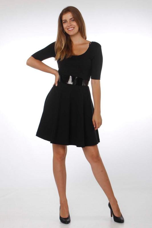 """Guess Damen Kleid - """"Ermina Dress noir de jais"""""""