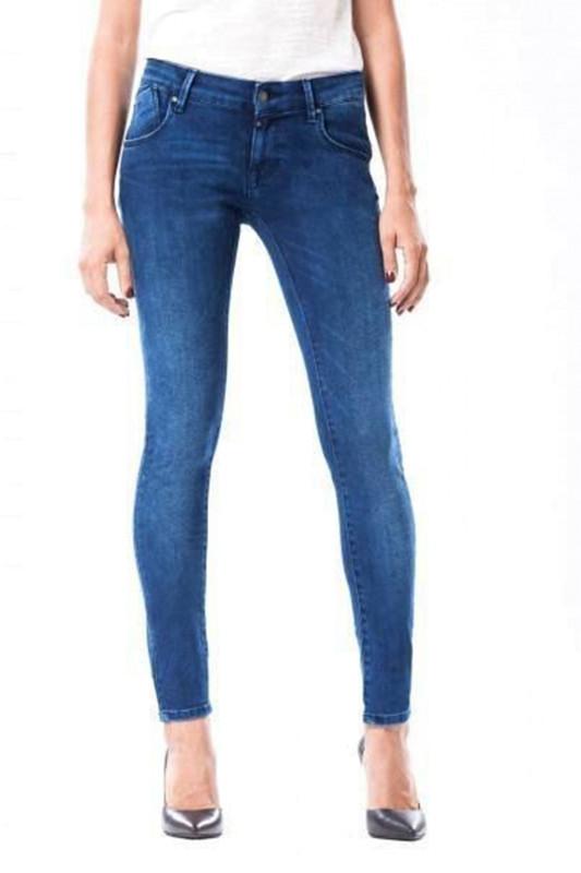 """CUP OF JOE Damen Jeans - """"Gina Denim cobalt vintage"""""""