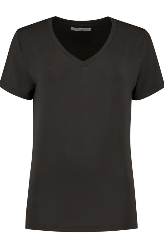 "CIRCLE OF TRUST Damen T-Shirt - ""MONICA Tee bakingstone"""