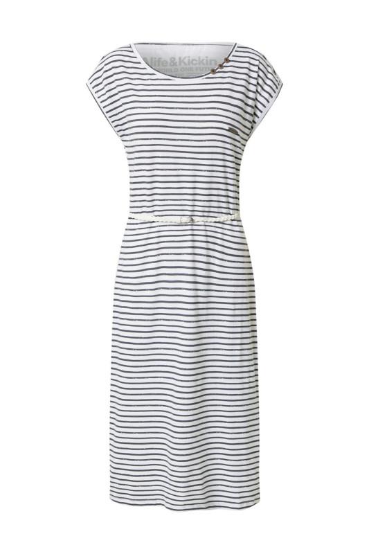 "ALIFE AND KICKIN Damen Kleid - ""Melli Dress cloudy"""