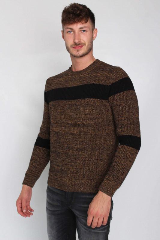 "ANTONY MORATO Herren Pullover - ""Sweater YA200066 camel"""
