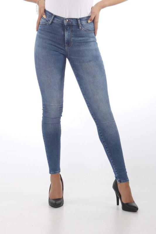 "CUP OF JOE Damen Jeans - ""SOPHIA blue vintage"""