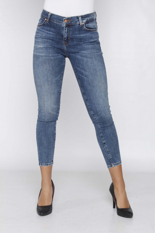 "LTB Damen Jeans - ""Lonia sior undameged"""