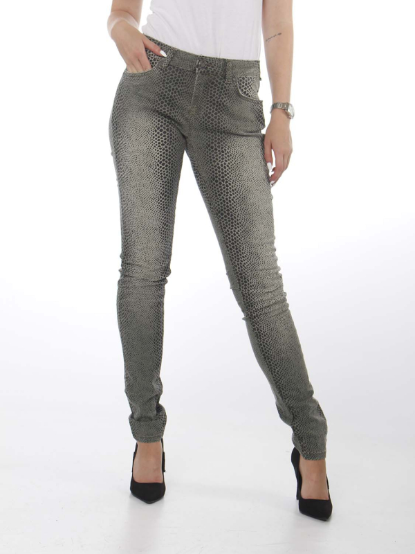 "Zhrill Damen Jeans - ""Daffy olive W8160"""