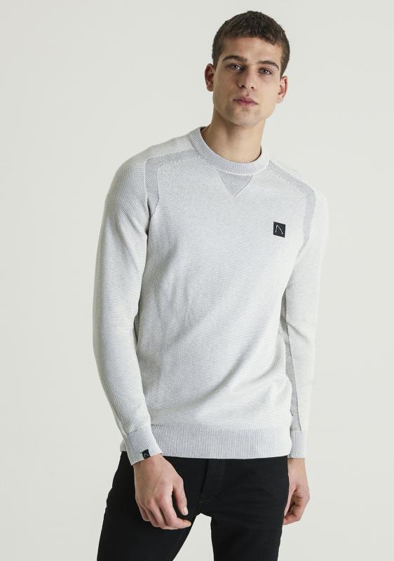 """Chasin Herren Longsleeve - """"Safe knitwear"""""""