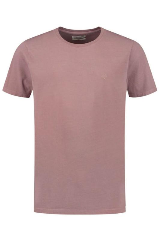 "CIRCLE OF TRUST Herren T-Shirt - ""Pelle Tee vintage pink"""