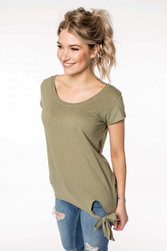 """ALIFE AND KICKIN Damen T-Shirt - """"TINA ak shirt dust"""""""