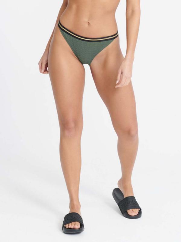 "Superdry Damen Bikinihose - ""SAHARA CHEEKY BIKINI BOTTOM OL"""