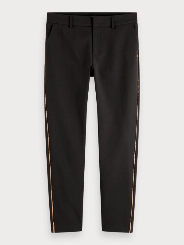 """SCOTCH & SODA Damen Hose - """"Tailored stretch pants piping"""""""