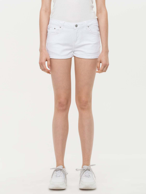 "LTB Damen Shorts - ""Judie white"""