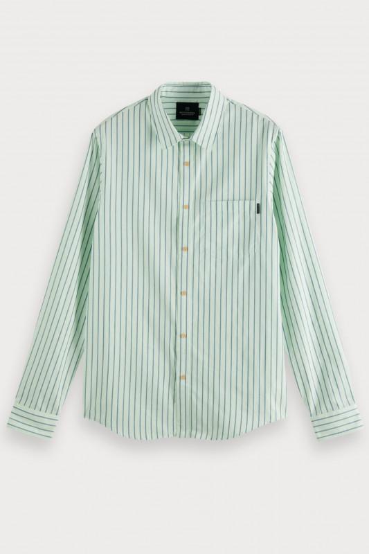 "SCOTCH & SODA Herren Hemd ""Shirt In Yarn-Dyed Pattern Com"""