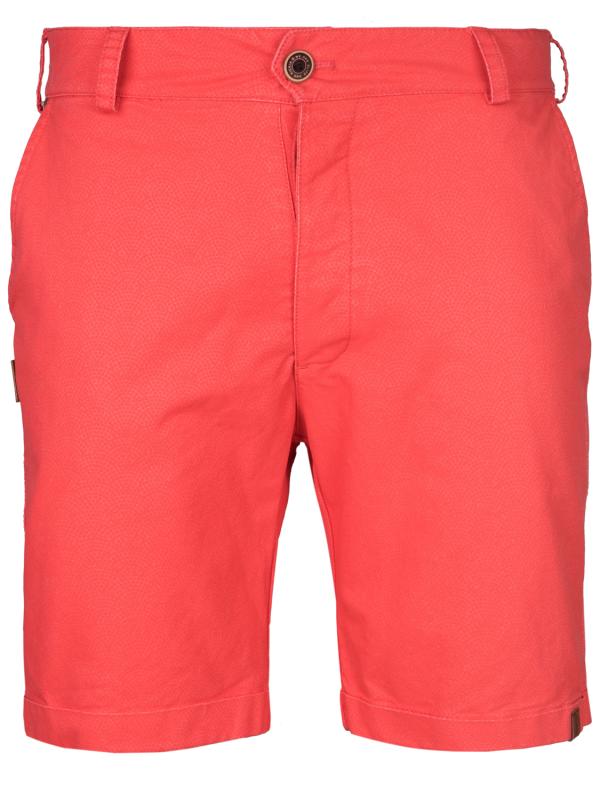 "Alife & Kickin Herren Shorts - ""Pumpkin Shorts coral"""