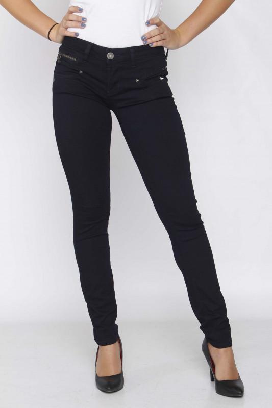 "Freeman T. Porter Damen Jeans - ""Alexa Majic flora"""