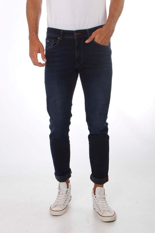 "PETROL Herren Jeans - ""Seaham classic midnight blue"""
