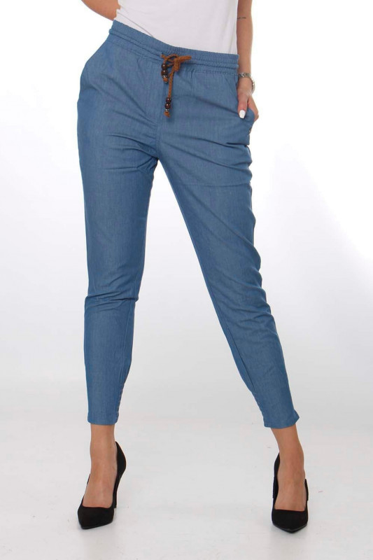 "Strange Damen Hose - ""Glendale medium blue"""