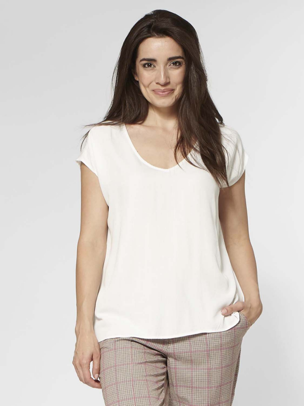 "Circle of Trust Damen T-Shirt - ""Dena Top off white"""