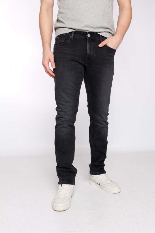 "Tommy Hilfiger Herren Jeans ""Scanton Slim max black str"""