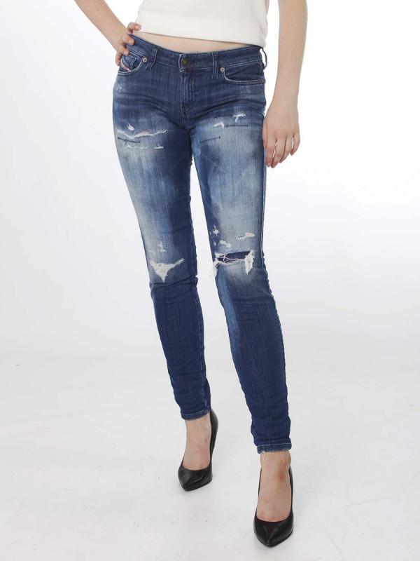 """Diesel Damen Jeans - """"GRACEY-T"""""""