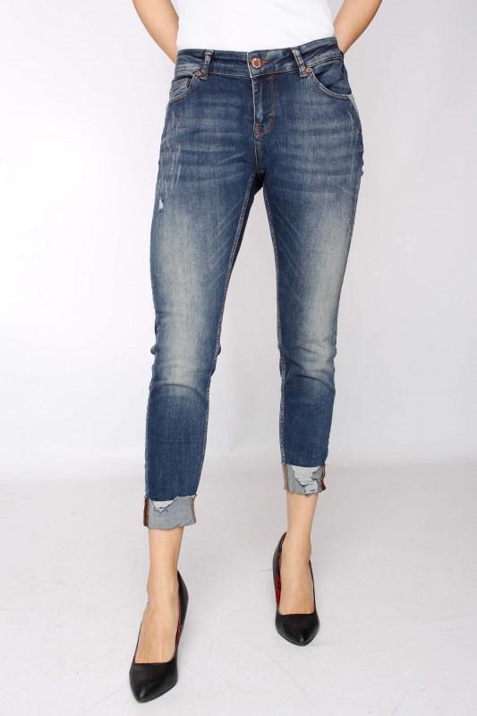 "ZHRILL Damen Jeans ""Nova Blue W7463"""