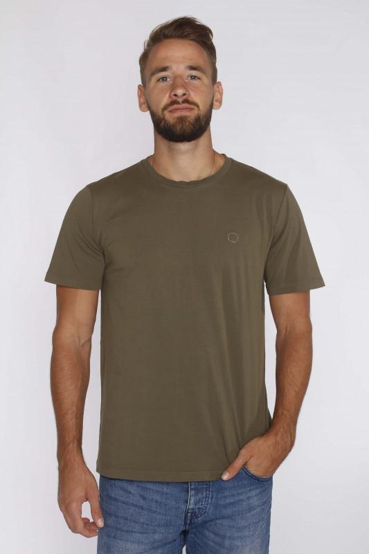 """CIRCLE OF TRUST Herren T-Shirt - """"Pelle Tee huntsman green"""""""