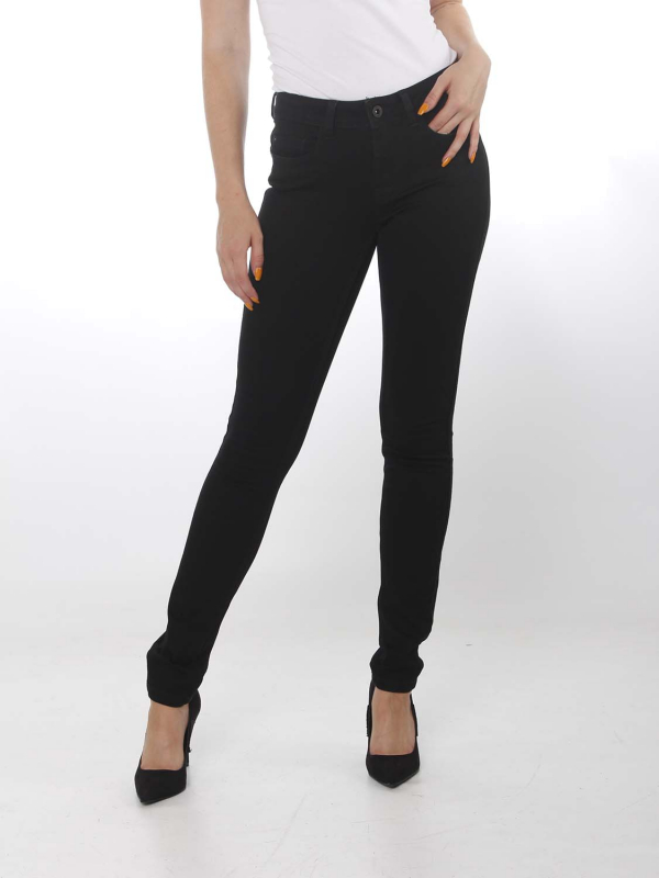 "Only Damen Jeans - ""Ultimate reg Black CRY100"""