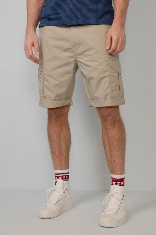 """PETROL Herren Shorts - """"Shorts Cargo wild dessert"""""""
