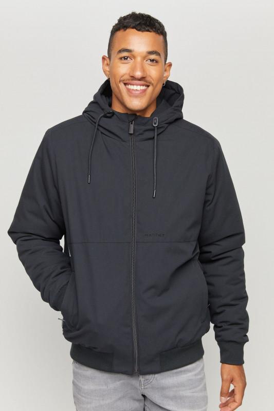 "MAZINE Herren Winterjacke - ""Campus Jacket black"""
