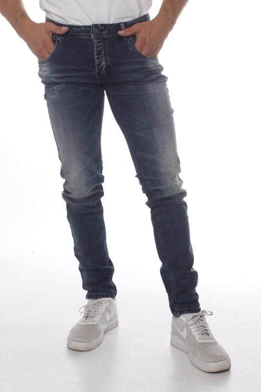 "CIRCLE OF TRUST Herren Jeans - ""CONNOR seattle sky"""