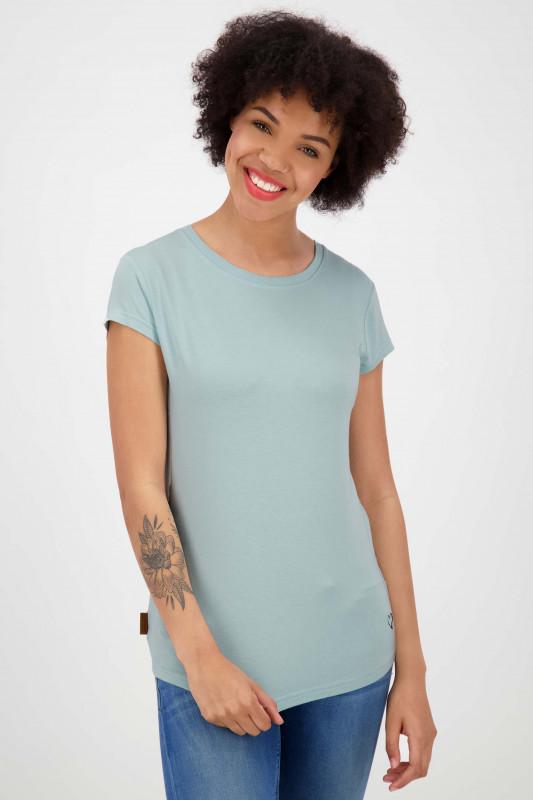 """ALIFE AND KICKIN Damen T-Shirt - """"MimmyA shirt ice"""""""
