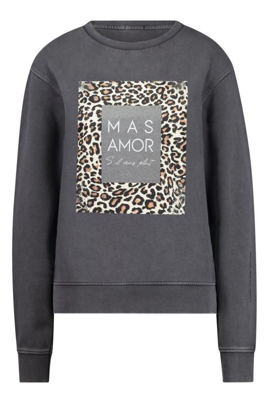 "GUESS Damen Sweatshirt - ""Dagmar fleece cold phantom"""