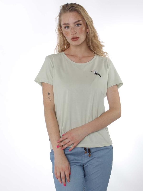 "Mazine Damen T-Shirt - ""Dixie T mint"""