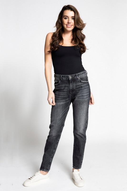 "Zhrill Damen Jeans - ""Milou black W7477"""