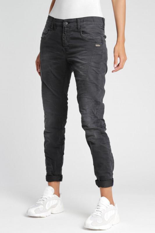 "GANG Damen Jeans - ""New Georgina libby black chic"""