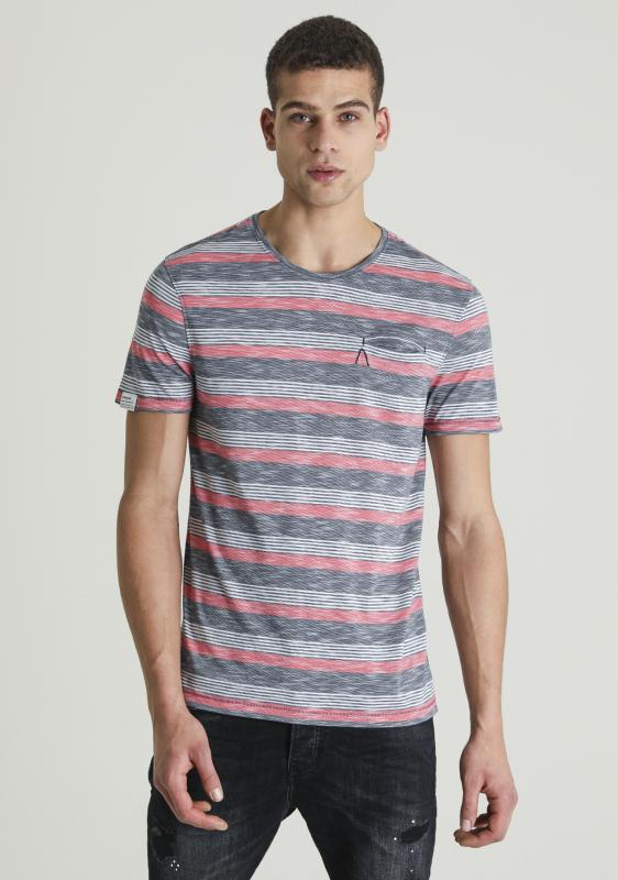 """Chasin Herren T-Shirt - """"Universal Wide shirt red"""""""